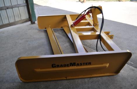 GradeMaster Grader Blades